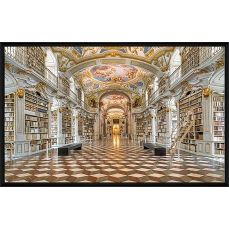 Abbaye d'Admont (Autriche) © Stéphanie Benjamin