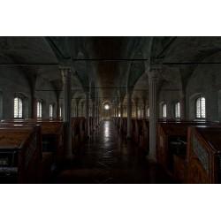 Biblioteca Malatestiana Antica (Italie) © Stéphanie Benjamin