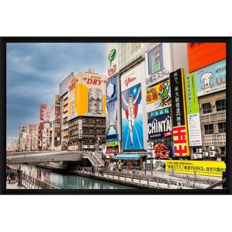Glico, Osaka © Nadia Missoum