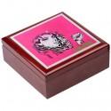 Boîte à bijoux Lilith © Francis Barrier