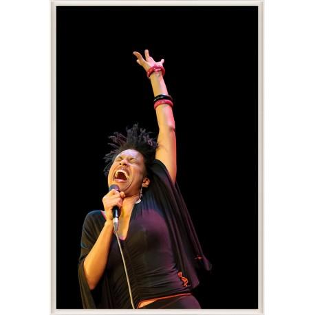Sandra Nkaké, Enghien Jazz Festival, 2006