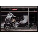 Le piano et les bicyclettes © Antoine Buttafoghi