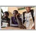 Location exposition Pogbi (La scolarisation des filles au Burkina Faso) © Christian Izorce