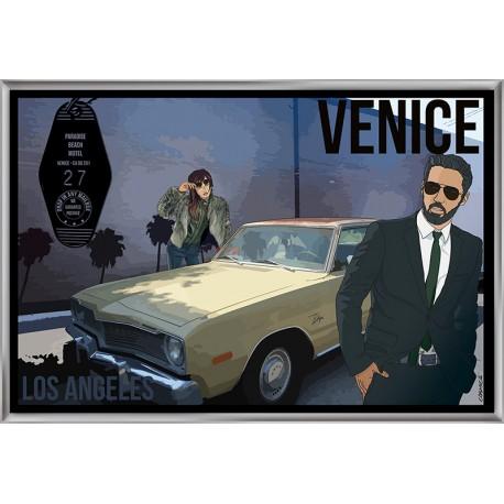 Venice - L.A. © Cosmicg