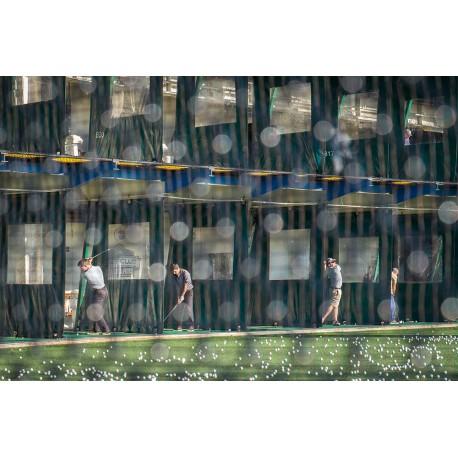 Golfers © Antoine Buttafoghi