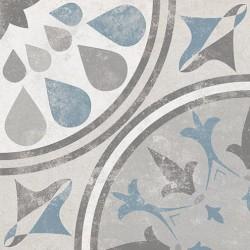 Carrelage sol et mur en grès cérame émaillé motif Urban 3