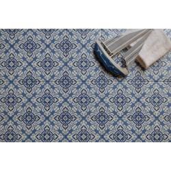 Carrelage sol et mur en grès cérame émaillé motif Antic 5