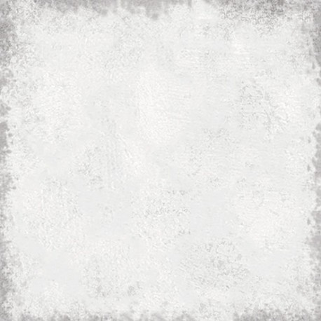 Carrelage sol et mur en grès cérame émaillé motif Retro Neutral