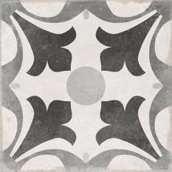 Carrelage sol et mur en grès cérame émaillé motif Epoque Epoque 1
