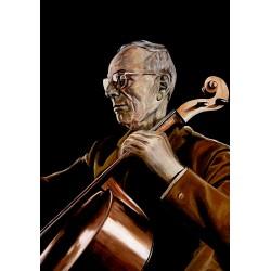Violoncelliste - Personnalité n°1