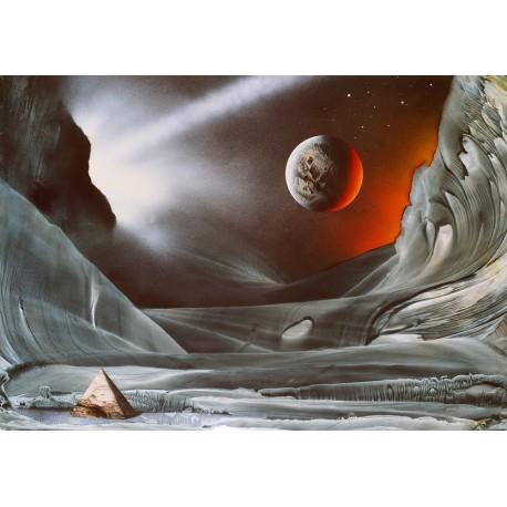 Planète et Pyramide - Personnalite n°6
