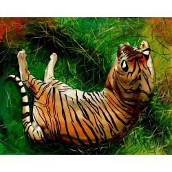 Tigre - Personnalite n°3