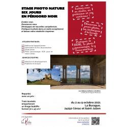Stage Photo Nature et Portrait en Périgord Noir (Acompte)