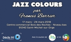 Jazz colours, par Francis Barrier